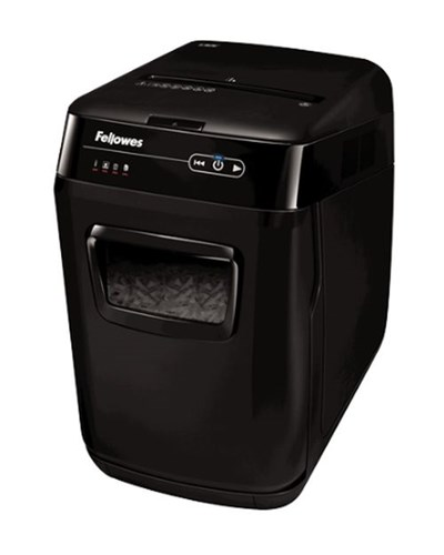 מגרסת נייר ‏32 ‏ליטר Fellowes AutoMax 130C